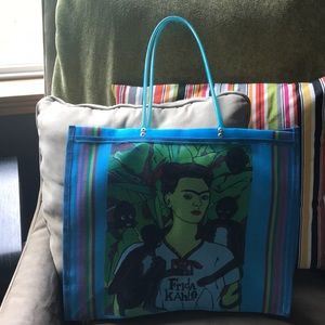 Handbags - New Frida Kahlo market bag